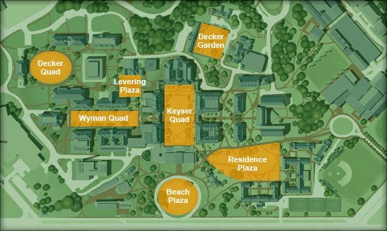 Campus Ground Use Johns Hopkins Facilities Real Estate